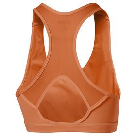 asics Racerback - Brassière de sport Femme - orange